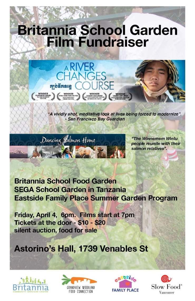garden fundraiser 2014