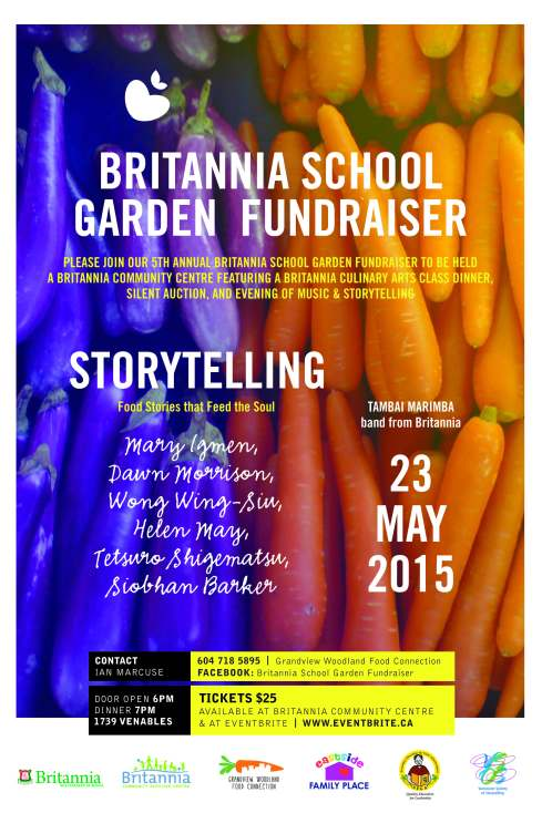 School Garden Fundraiser